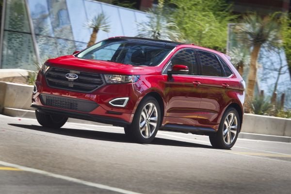 2017 ford edge may get new styling. Black Bedroom Furniture Sets. Home Design Ideas