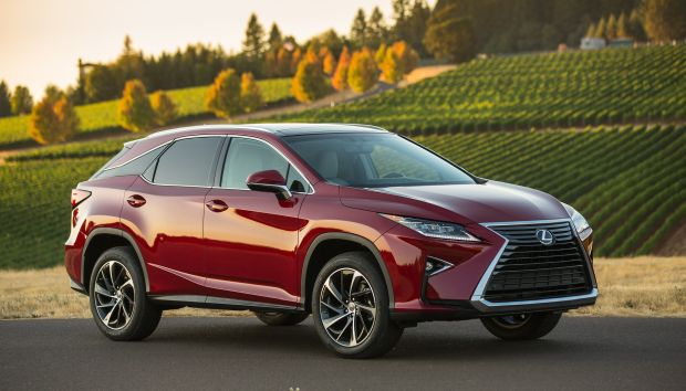 Beautiful 2018 Lexus RX