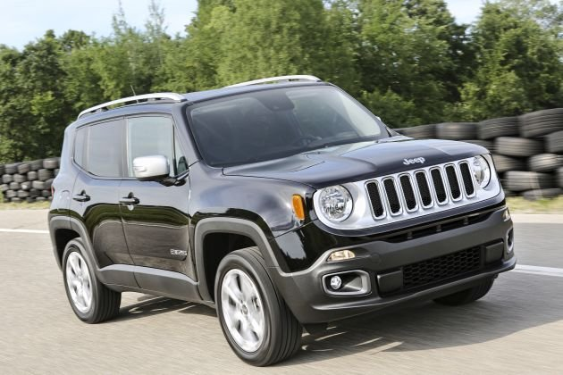 2018 jeep renegade review new styling pricing and release date. Black Bedroom Furniture Sets. Home Design Ideas