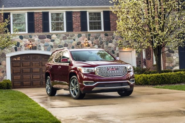 2018 Gmc Acadia Review Release Date Pricing And Buying Guide