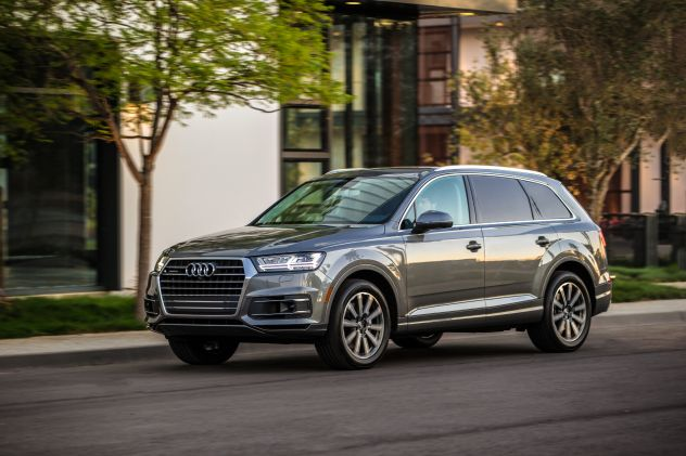 2018 Audi Q7 Review Pricing Release Date And Buying Advice
