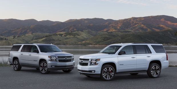 Chevrolet Suburban 2020 >> 2020 Chevrolet Tahoe And Suburban Preview And Pricing